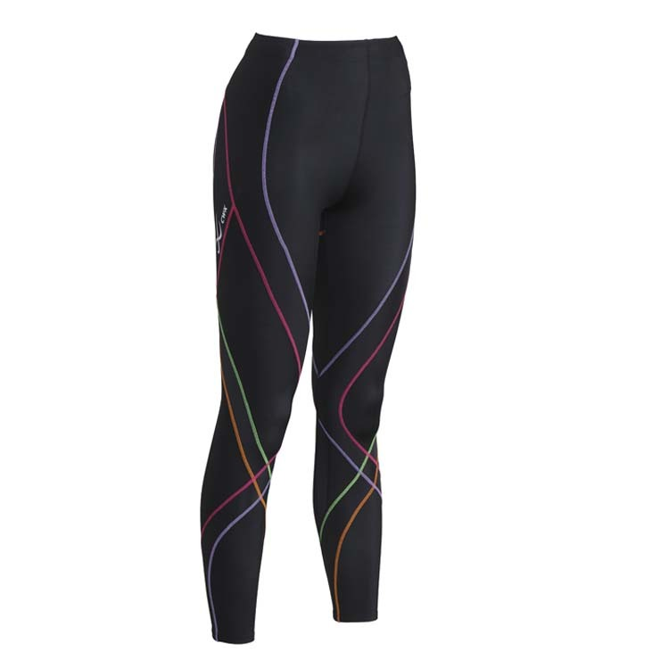 Endurance Pro Tight rainbow 140809-977
