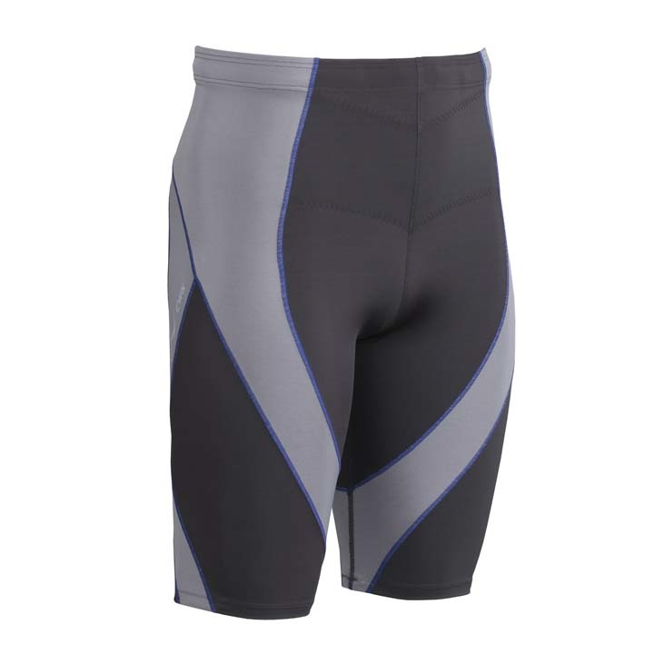 Endurance Pro Short grijs 240805-066
