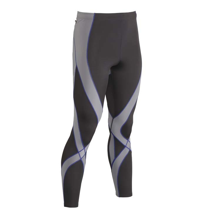 Endurance Pro Tight grijs 240809-066