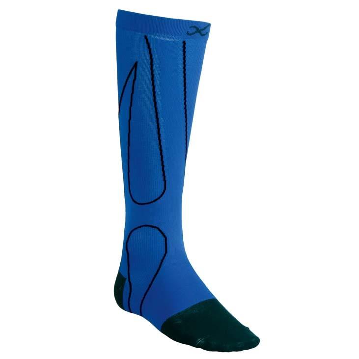Performx Socks Blue/Black 3000003-487
