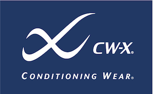 CW-X White logo